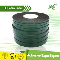 Waterproof double sided acrylic adhesive PE foam mounting sealant tape