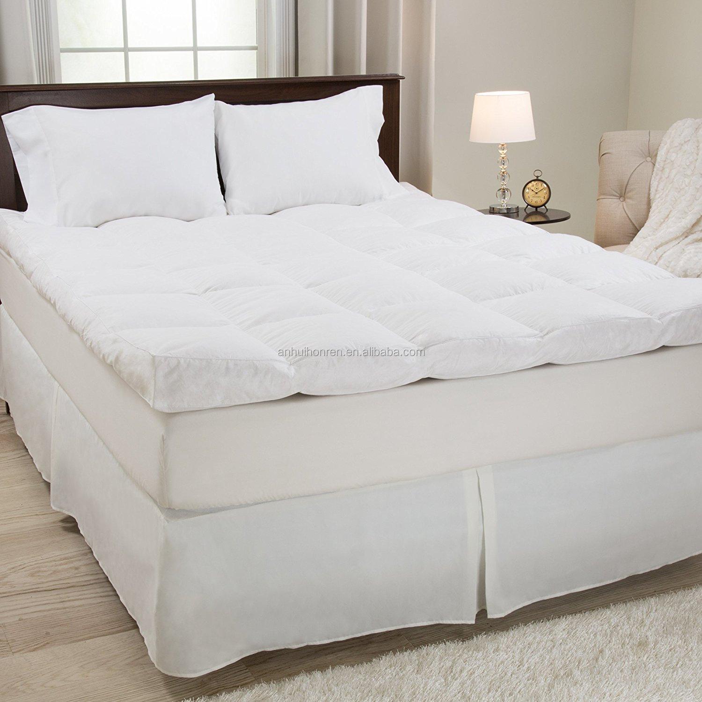 down feather mattress topper - Jozy Mattress | Jozy.net