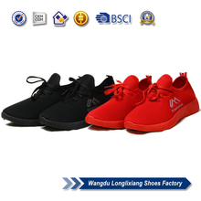 Simple girls shoes women fashion flat sport shoe for ladies pictures