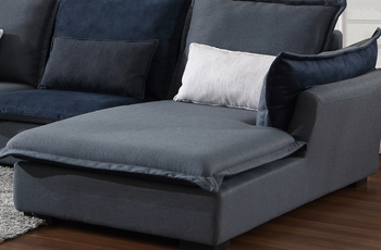 Sit comfortably on the sofa sets corner sturdy and durable beauty chaise