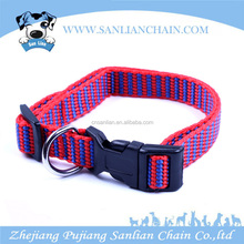 2015 Durable charm training and hunting nylon dog collar