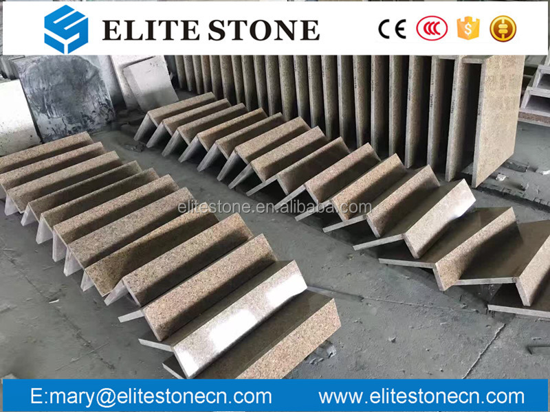 factory sale chinese cheap polished yellow granite price