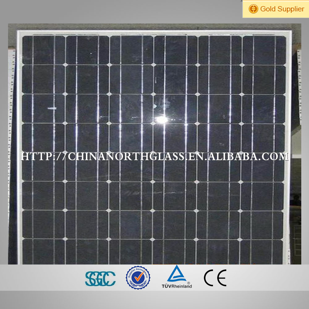 Solar Panel Yearly Savings: 3.2/3.8mm/4mm Tempered Solar Panel Glass For Saving Energy