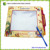 Educational 13 x 19 cm Colored Paper Magic Writing Slate/Board for Kid