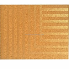 Factory natural waterproof cork sheet for cork flooring with best price