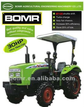 BOMR 2015 tractor 35hp 4wd (354)