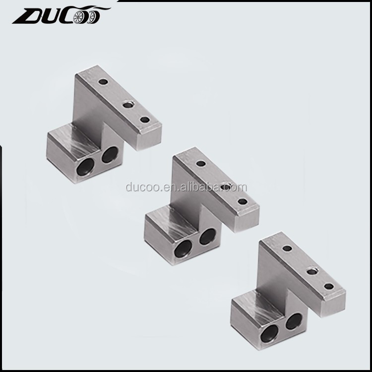 custom high grade precision OEM stainless steel fabrication parts in machining