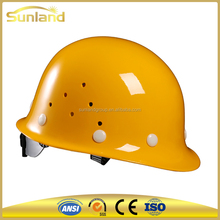 Motorcycle safety work helmet