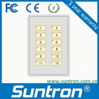 SUNTRON Professional Programmable with 12 keys control ceiling panel