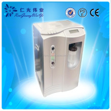 Hyperbaric jet therapy machine oxygen facial
