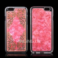 Alibaba China supply epoxy case for Huawei Ascend P6 mobile phone protective case
