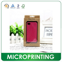 Factory Customized iphone phone case packaing box packaging