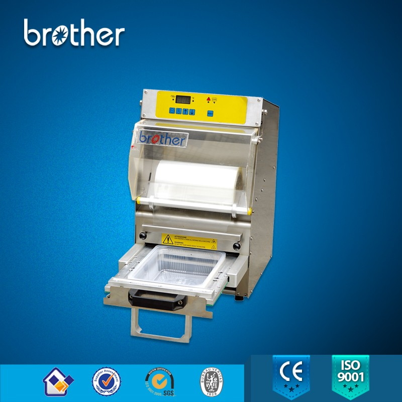 Automatic Tray Sealing Machine Cup Sealer FRG07