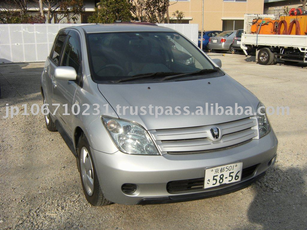 2003 Used car TOYOTA IST RHD
