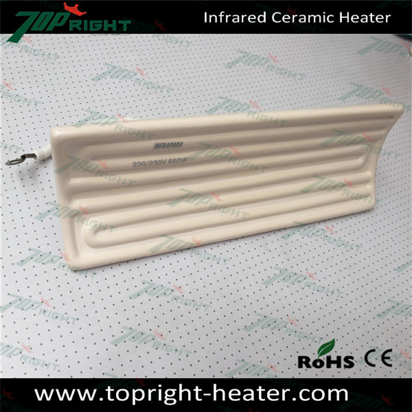 Far infrared ray ceramic heater infrared quartz electric heaters