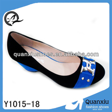 Hot sale new arrival fashion wedge women shoes manufacturers in china