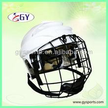 CE ICE Outdoor street hockey helmet with cage comfortable sports helmet with cageGY-PH9900-C