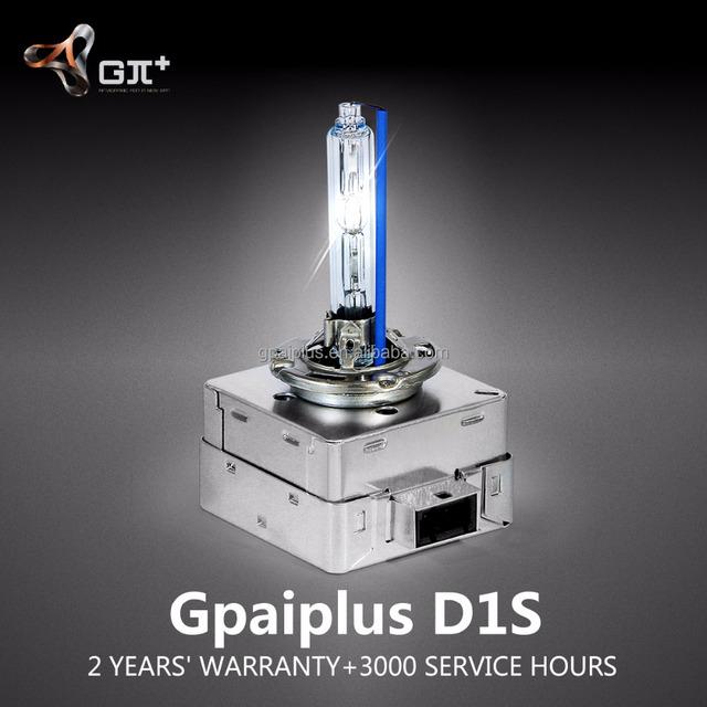 Gpaiplus Wholesale Auto Parts Xenon Bulb 42v 85v 35w High Power Head Lights Car Conversion Hid Lamp Hid Light Xenon Light D3s D1