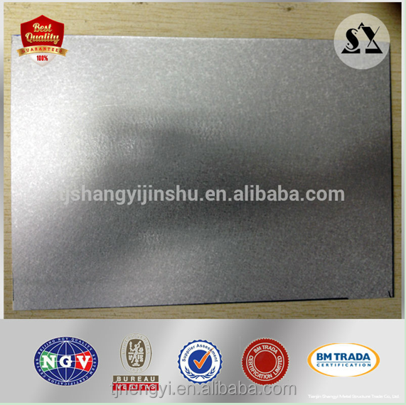 wholesaler supply galvalume sheet metal for roofing