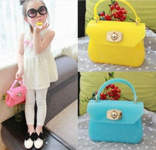 2014 The most popular PVC quality kids handbag made in China