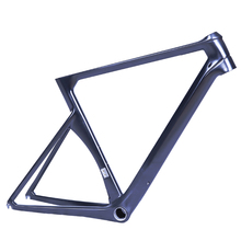 QTOUR 700C 510mm CARBON ROAD BIKE FRAME 130mm Quick Release