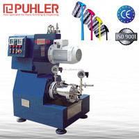 Puhler Paint Horizontal Bead Mill For Pesticides , Biological Medicine In Nano Level