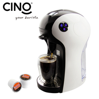 CINO automatic pod coffee maker for americano all in one coffee maker