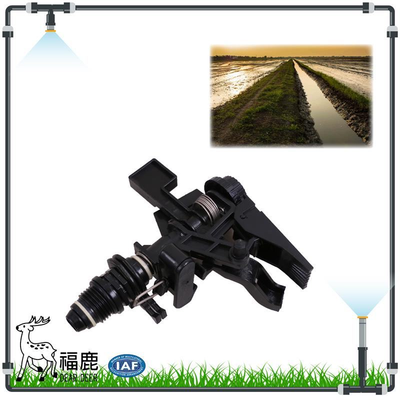Low Price travelling sprinkler with OEM and great price