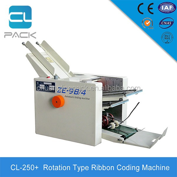 High Quality Automatic Hand Paper Folding Machine