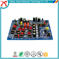 Design Assembly PCB Routing Gold Detector Circuit