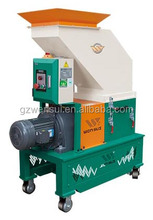waste plastic sprue granulating machine with recycle system
