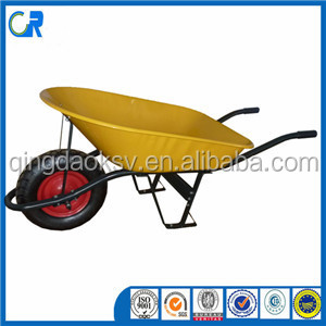 Galvanized Wheelbarrow WB6410 for Sale