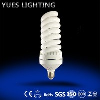 B22 E27 6000hours 2700k Compact Fluorescent Lamp cfl 18W Energy Saving Spiral Bulb