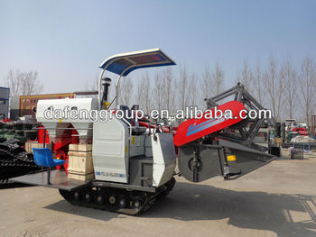 good price of rice combine harvester in stock 4LZ-2.0D