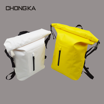 Good design customized logo polyester waterproof backpack