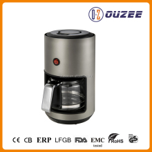 2017 full aluminum alloy 6 cups drip Coffee Maker