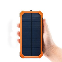 2017 new products electronics solar charger power bank 30000mah for samsung galaxy note2