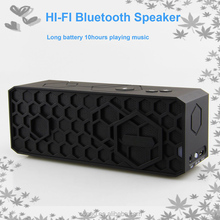 New Plastic Wireless Bluetooth Speaker NFC Speaker Mobile Subwoofer Multipurpose
