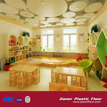 Baby Center PVC Soft Foaming Layer Flooring