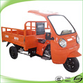 150cc 3 wheel cargo tricycle with cabin
