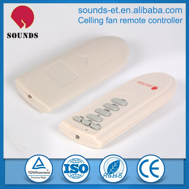 New high quality ceiling fan remote controller