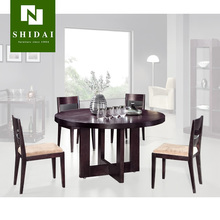 A-14 10 person dining table/dining table pedestal base/solid wood antique french style dining table