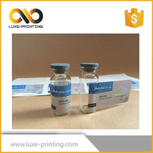 Aliexpress custom Iml label 10ml vials for injection