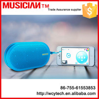 Waterproof bluetooth speaker/ HIFI mini Bluetooth Speaker outdoor for phone/notebook/mp3
