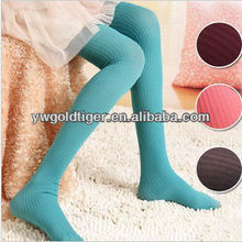 Newest Spring Summer Design Wholesale Dance Tights Stretch Skinny Candy Colors Gothic Clothing Knitting Women Tights