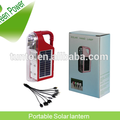 High power 7w Solar LED lantern with ABS material