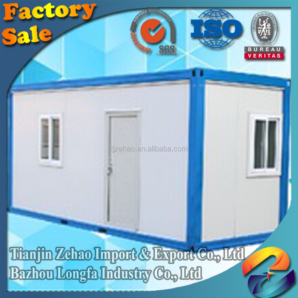 20ft Finished modular container foldable portable house office
