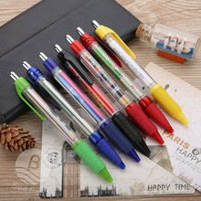 good quality plastic roll paper recycled pen with logo custom