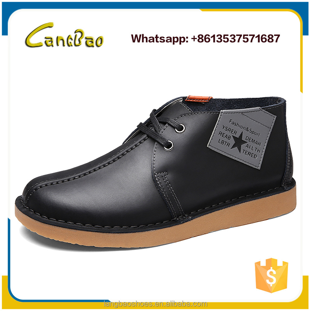 2016 Best sell high quality genuine lether men shoes with lowest wholesale price