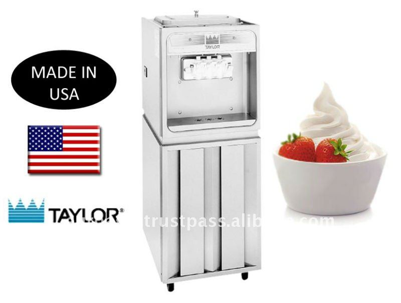 FROZEN YOGURT - TAYLOR FROZEN YOGURT SOFT ICE CREAM MACHINE